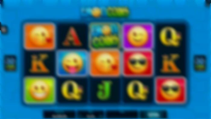 emoticoins slot game