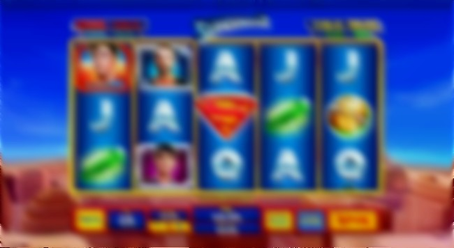 superman 2 online slots game