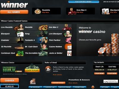 online casino winner kostenlos